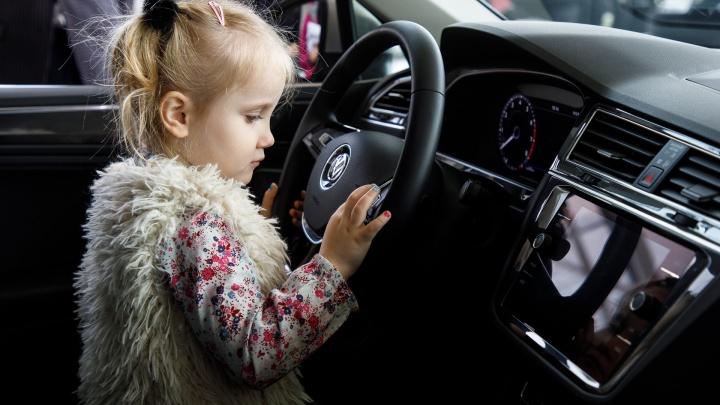 Мама выбрала, папа одобрил: идеальный семейный автомобиль глазами ребёнка