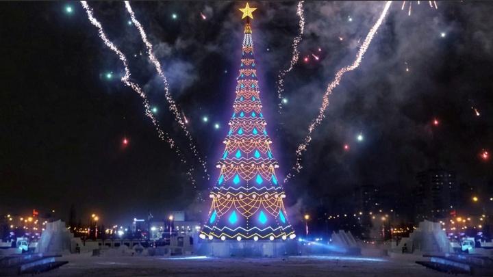 Высота — 30 метров, цена — 9 миллионов рублей: в центре Перми поставят новую ёлку