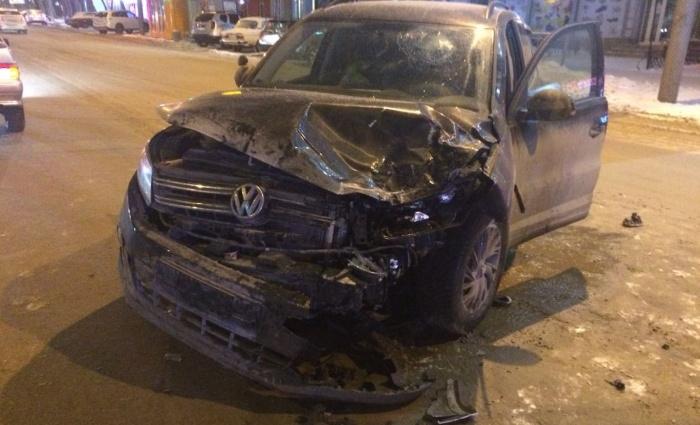 ВладелецVolkswagen оказался не в курсе, что его автомобиль попал в ДТП