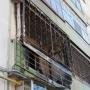 В Кургане ночью в доме по улице Коли Мяготина произошел пожар — жителей эвакуировали