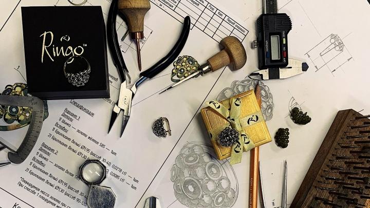 Ювелирный салон «РИНГО»подарил волшебные скидки и пригласил за новинками