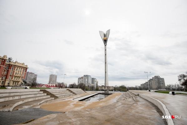 Театральную площадь ждут глобальные изменения в ближайшие годы