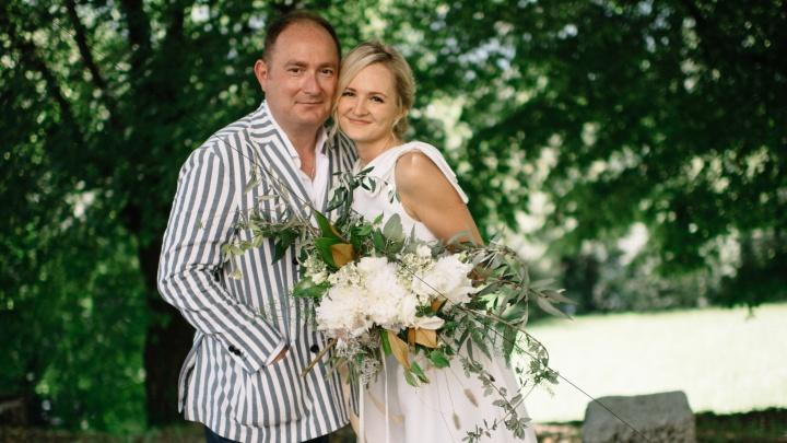 Любить иностранца: дизайнер из Красноярска вышла замуж за итальянца на руинах римского форума