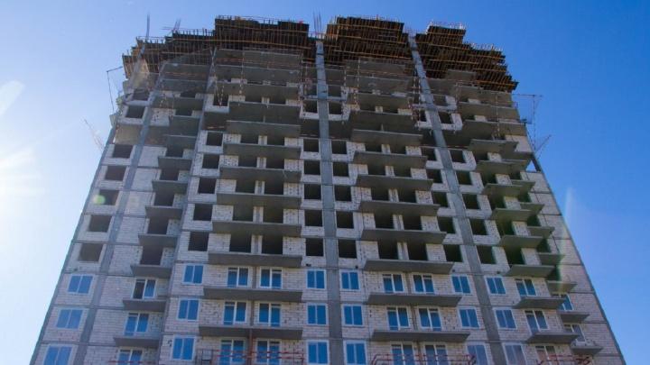 В Перми выросла средняя площадь квартир в новостройках