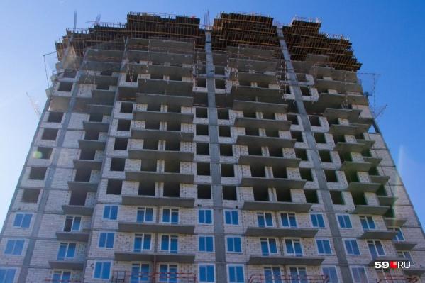 Аналитики выяснили, что квартиры в строящихся домах просторнее, чем те, что находятся во вторичном жилфонде