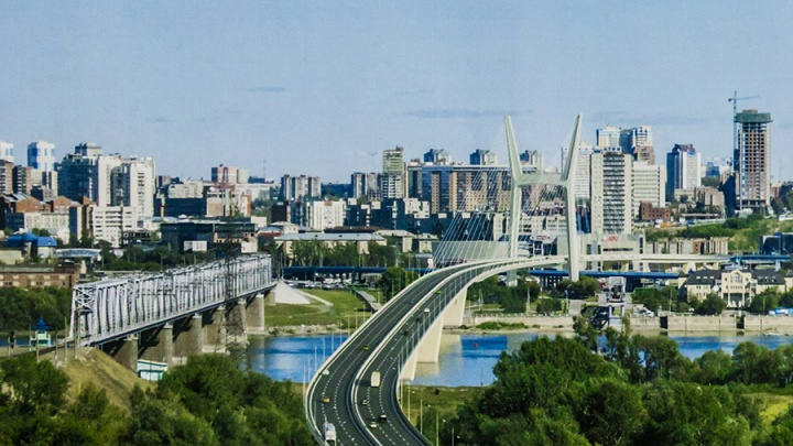 Официально: новосибирские чиновники подписали соглашение о строительстве четвёртого моста через Обь