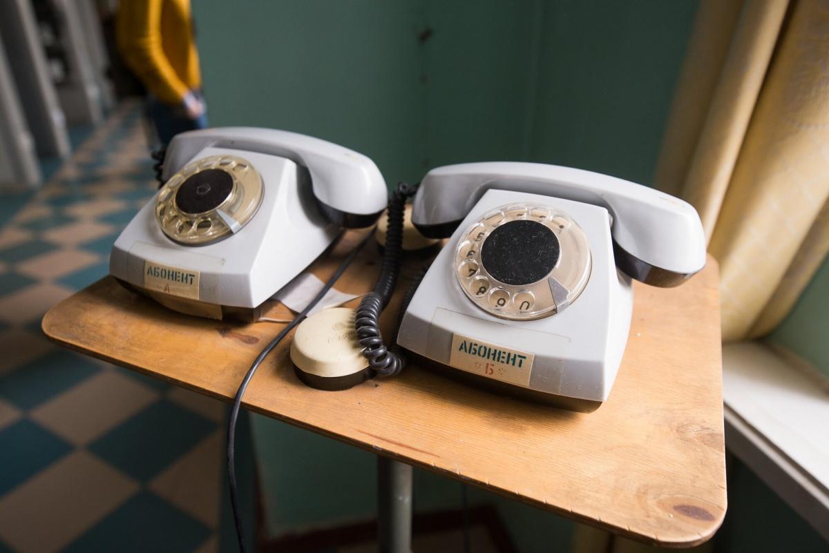 Первый, первый, я второй: эти аппараты рабочие, их используют для тестирования