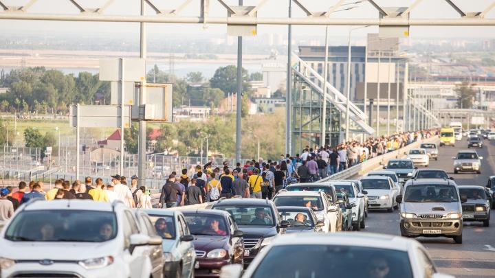 Бойтесь пробок и очередей: болельщикам посоветовали заранее приезжать на «Ростов Арену»
