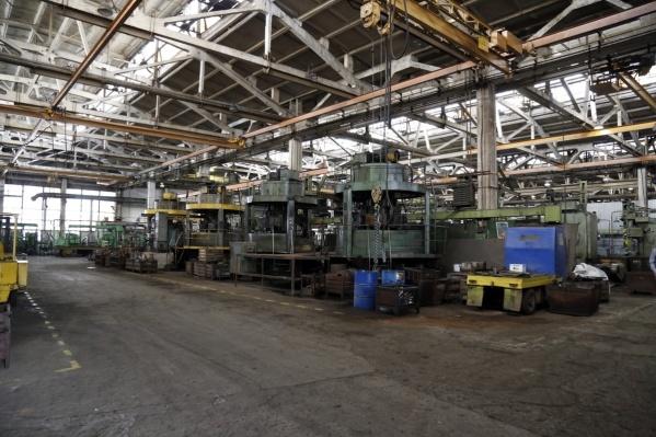 На заводе планируется создать«насосный кластер»