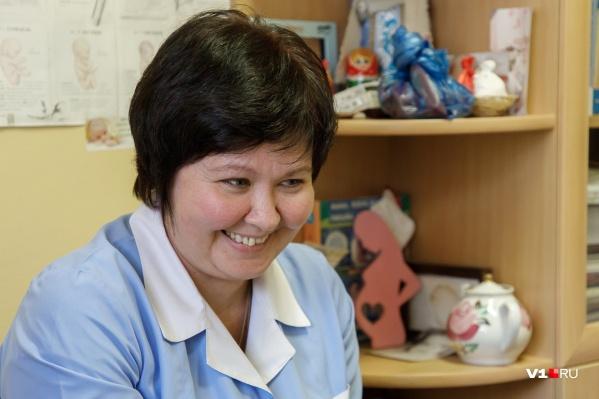 Ольга Назаренко стала третьей в конкурсе лучших психологов России
