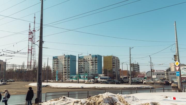 Городские власти планируют расширить и продлить улицу XXII Партсъезда