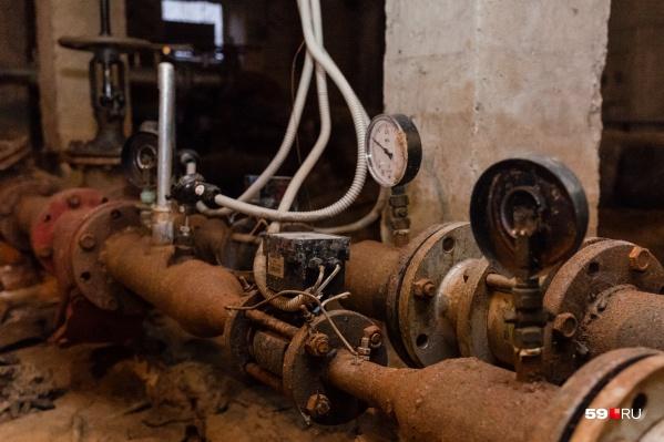 Воду отключат, чтобы отремонтировать трубы