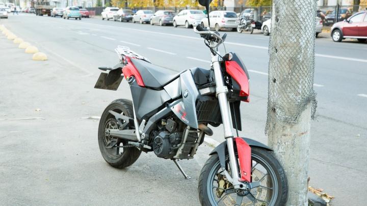 Мотоциклиста из Ярославской области оштрафовали на 200 тысяч за пьяную езду