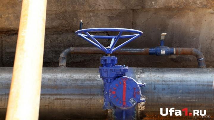 Десять домов и детский сад в Уфе остались без воды