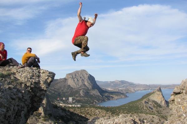 Иван занимается альпинизмом уже 14 лет
