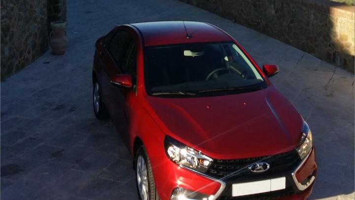 В Екатеринбурге состоится презентация нового российского автомобиля LADA Vesta