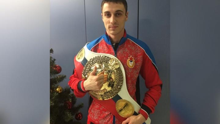 Челябинские кикбоксеры завоевали два золота чемпионата России в самой жёсткой дисциплине