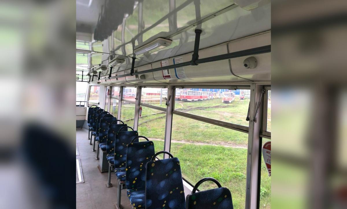 В мэрии говорят, что эти трамваи лучше, чем некоторые из местного парка