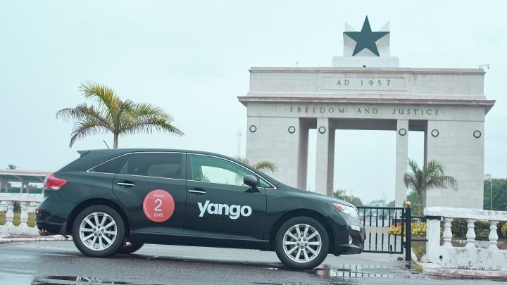 Ставка на собственные технологии:«Яндекс.Такси» запустилось в Румынии и Ганепод брендом Yango