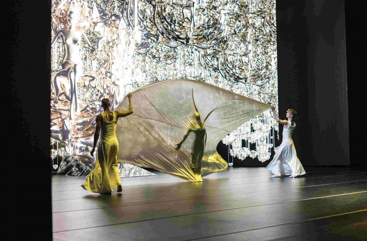 В Екатеринбурге покажут шоу со звездой балета Дианой Вишнёвой и спецэффектами, поразившими Нью-Йорк
