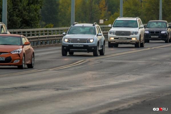 Южный мост, который ремонтировали в рамках картельного сговора, пошел волнами через год после сдачи в эксплуатацию