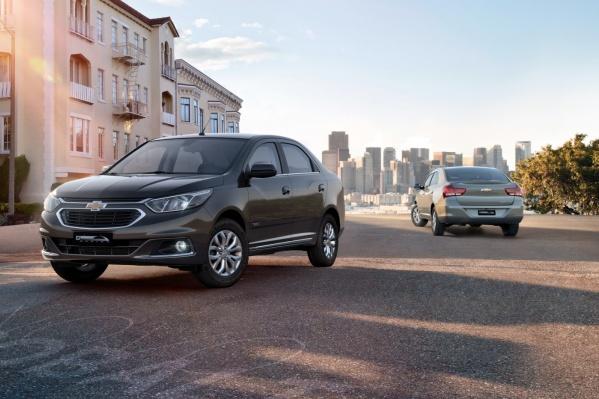 Chevrolet Cobalt появится в России в новом обличье