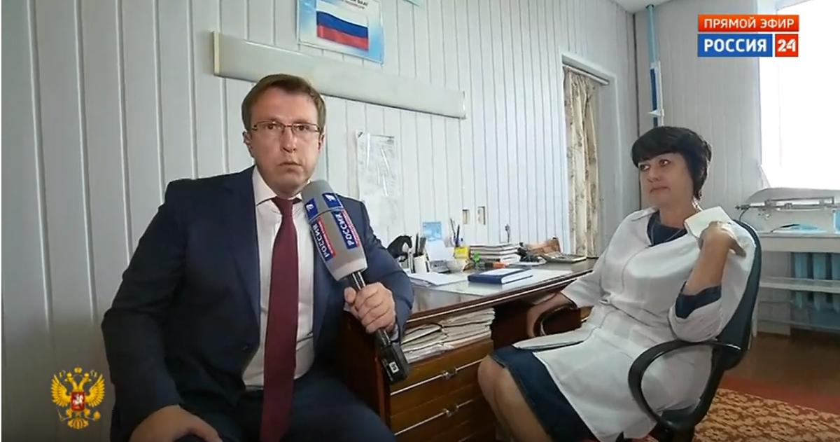 Журналисты сами позвонили Светлане Каташовой и предложили задать вопрос президенту