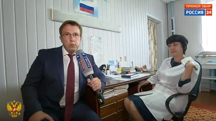 «Всё было экспромтом»: южноуральский фельдшер рассказала, как попала на прямую линию Путина