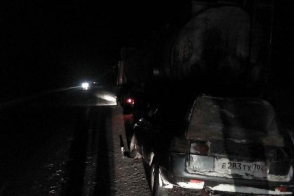 В страшном ДТП погибли женщина и ребёнок