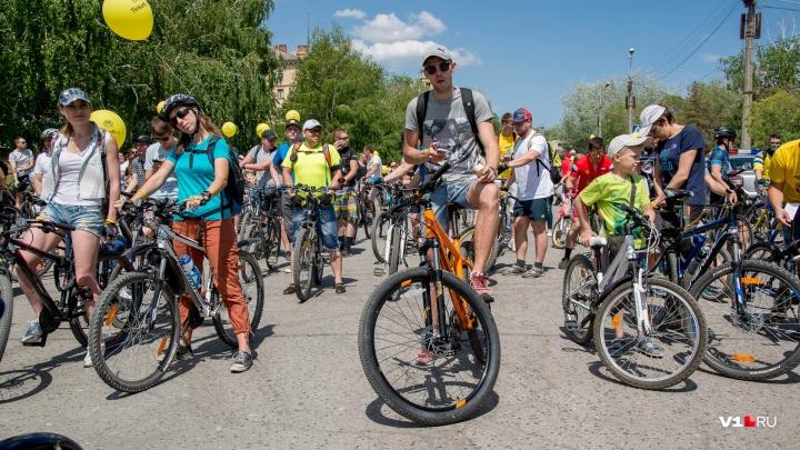 «Поедем из двух разных точек»: волгоградские велосипедисты перекроют Первую Продольную магистраль