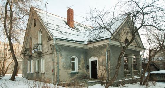 Уральские домики из долины Рейна: гуляем по «немецкому» кварталу, который притаился во Втузгородке