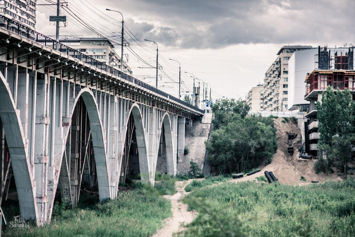 «Есть в этом городе какое-то свое очарование, пусть и похожее на некий индустриализм»