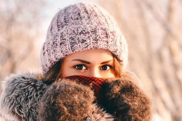 Тюменская снегурочка