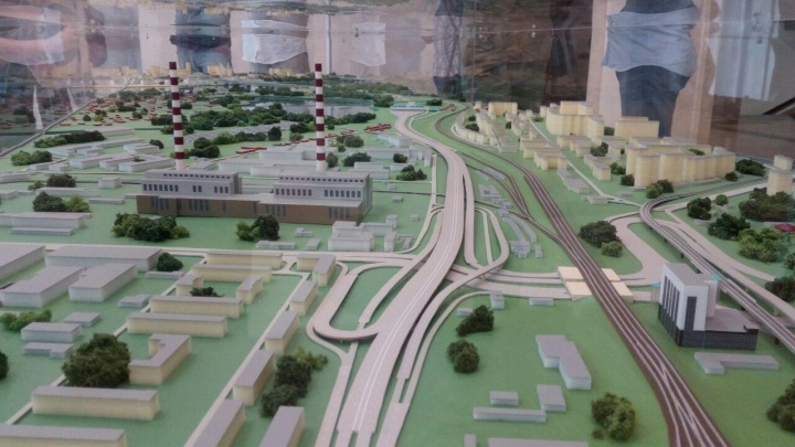 В правительстве показали проект четвёртого моста с невероятной развязкой на площади Энергетиков