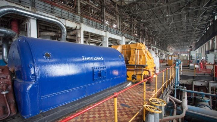 Красноярскую ТЭЦ-1 проверили на мощность