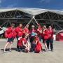 Студентка из Башкирии стала волонтером чемпионата мира по футболу