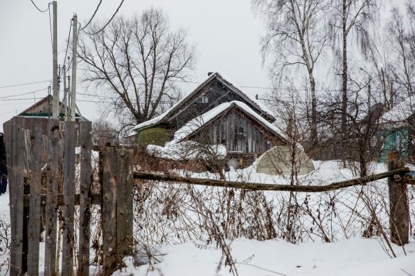 Женщину нашли в деревне в Гаврилов-Ямском районе