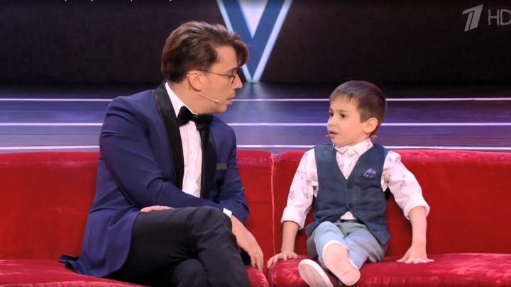 «Миниатюрный профессор анатомии»: шестилетний южноуралец стал героем телешоу Максима Галкина