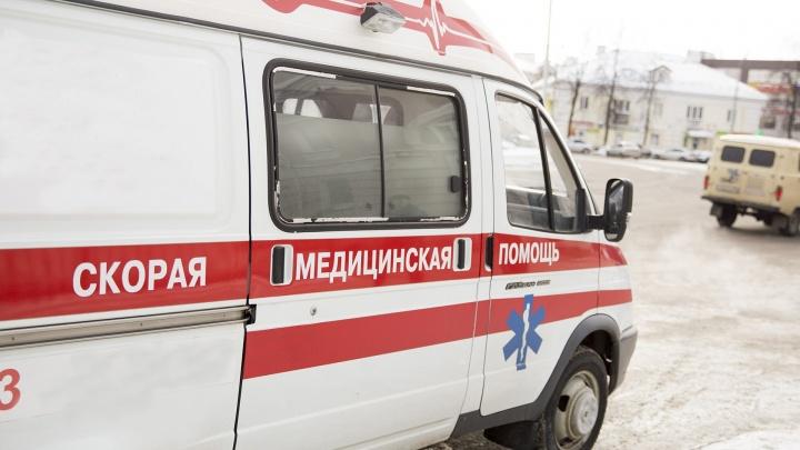 Серьёзное ДТП в Брагино: пострадали пять человек