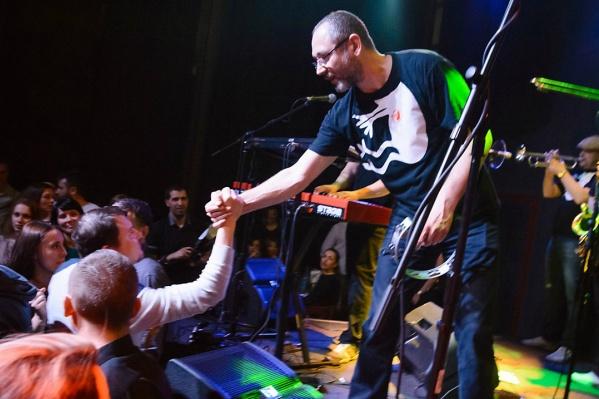 «Мамульки Бенд» регулярно балуют поклонников группы разными подарками