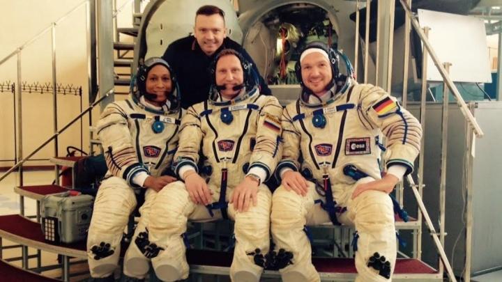 """В кинотеатре """"Салют"""" в прямом эфире покажут запуск космического корабля на МКС"""