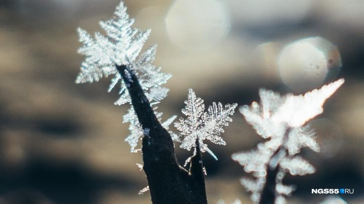 Гололёд, снегопад и ледяной ветер:прогноз погоды на выходные
