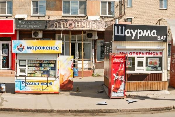 Инцидент произошёл в пекарне на улице Дзержинского