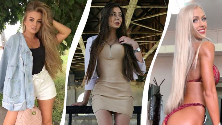 Покажи свой Instagram: 10 красоток с длинными волосами