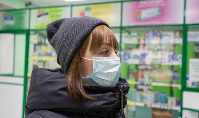 Курганское УФАС на фоне известий о коронавирусе проверяет цены на маски в аптеках