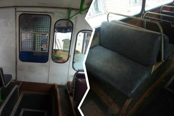 Пассажирка так возмутилась старому транспорту, что создала интернет-петицию
