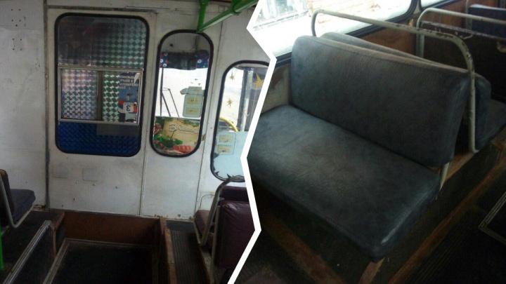 «Я бы на таком прокатился»: в Сети разделились мнения из-за троллейбуса-корыта в Ярославле