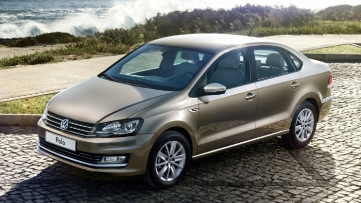 """Автоцентр """"Вольф"""" представил новый Volkswagen Polo Life"""