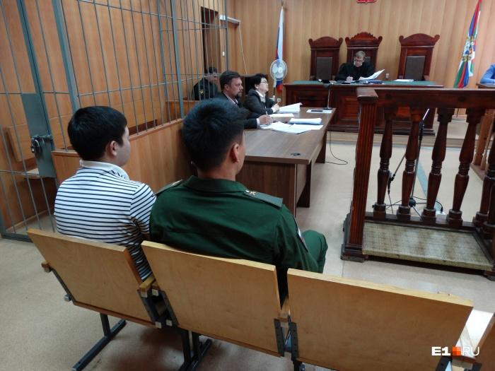 Арман Саграев и Нурбек Абакиров настаивали, чтобы судебный процесс был закрытым от прессы