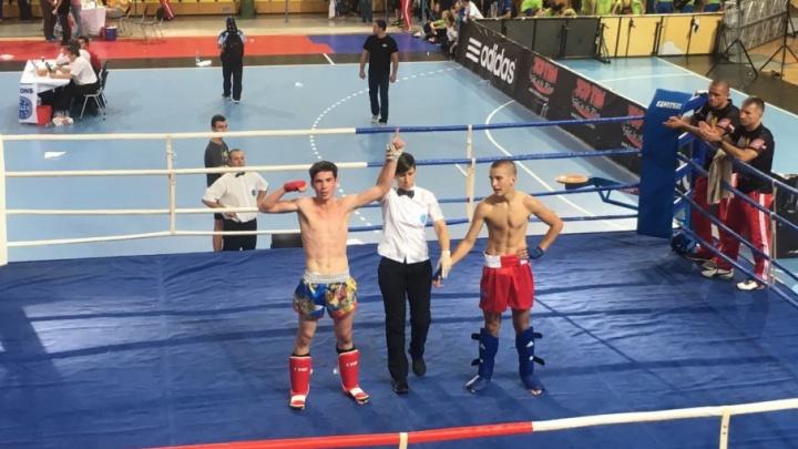 Башкирские кикбоксеры завоевали награды на первенстве Европы